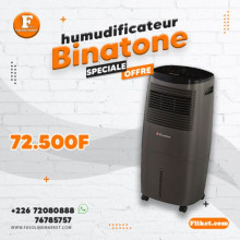 Humidificateur binatone