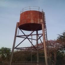 Château d'eau Metallique