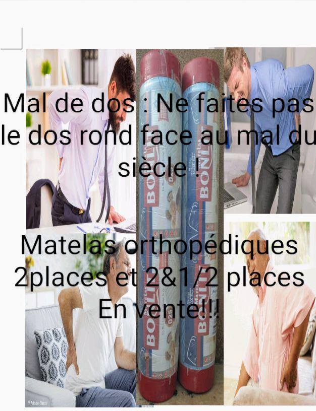matelas orthopédiques