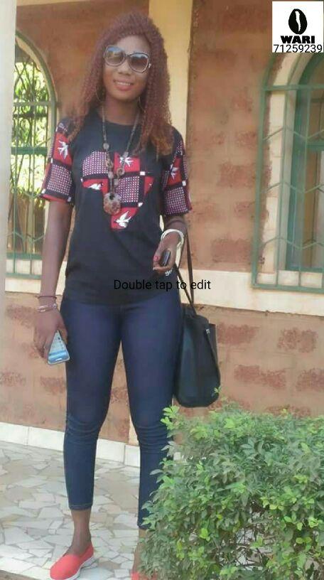 Tshirt personnalise panafricain