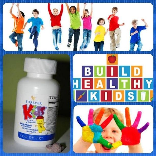Forever KIDS MULTIVITAMINÉ