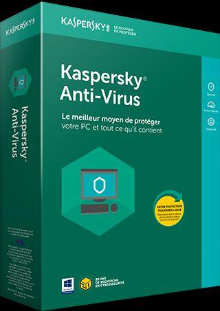 antivirus kaspersky 2018