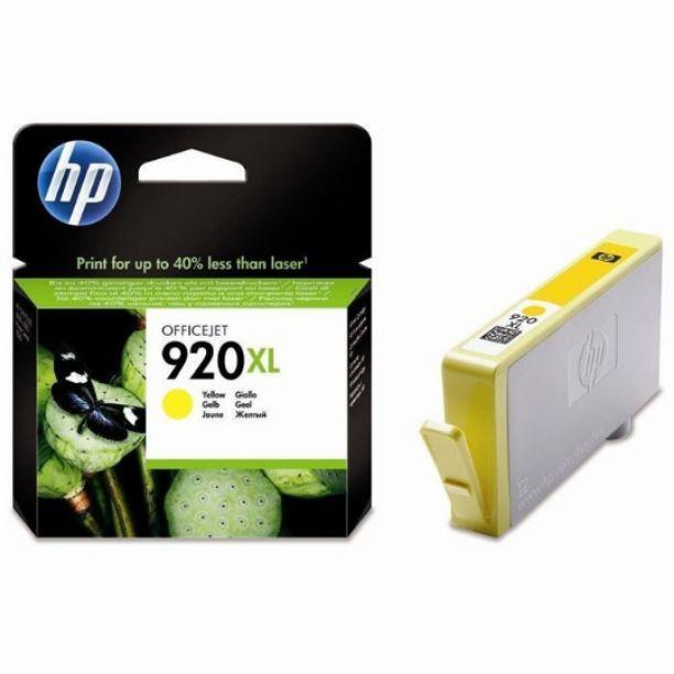 Encre HP 920 Jaune