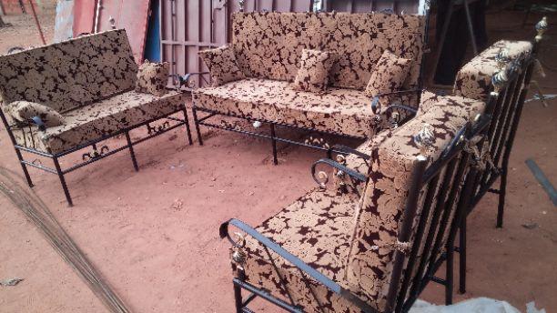 fauteuil Métallique