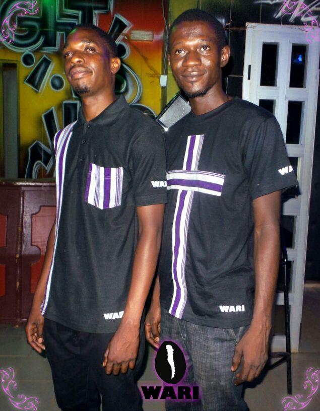 Tshirt panafricain panafricain