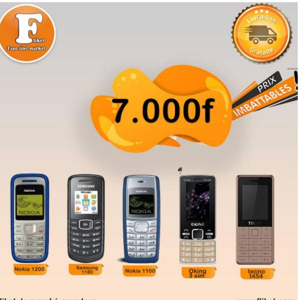 offre petit téléphone