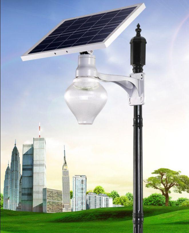 lampe de jardin solaire 30W